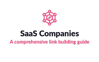 How To Do Link Building For Saas Companies